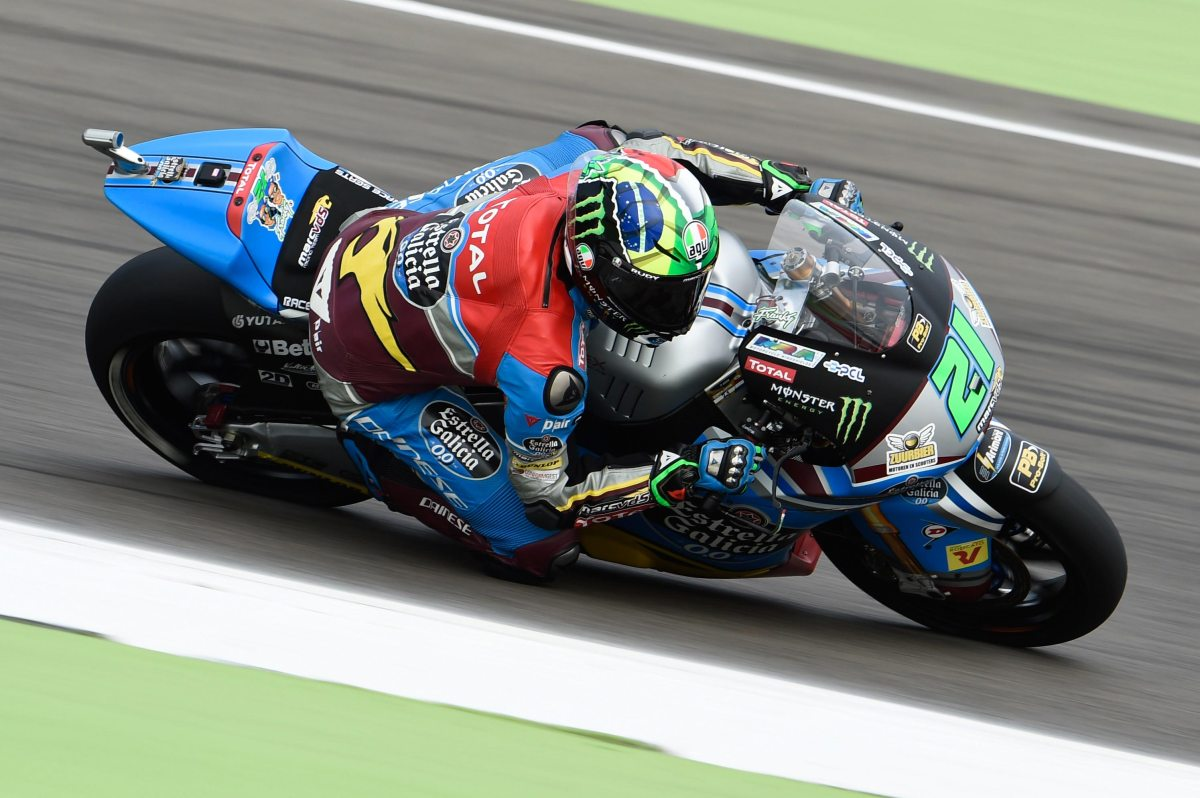 Franco Morbidelli Signs Two-Year MotoGP Deal